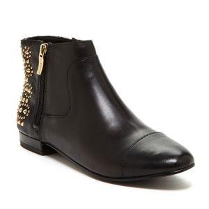 BCBGeneration Logann Gold Studded Black Boot 8